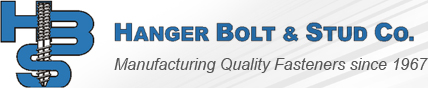 Hanger Bolt & Stud Co. | Manufacturing Quality Fasteners since 1967